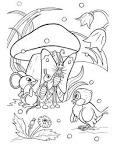 Скачать раскраски для детей бесплатно животные