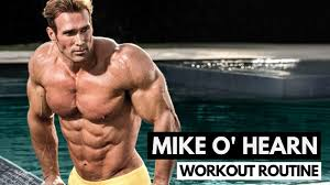 mike o hearn s workout routine