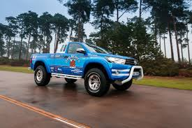 Toyota Tamiya Hilux Big Bruiser 1:1 scale 4X4 Pick up Truck | The ...