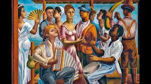 Salsa and latin jazz