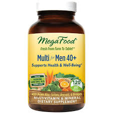 <b>Multi For men 40</b>+ (120 Tablets) by Megafood at the Vitamin Shoppe