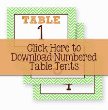 Printable Bunco Table Signs Modern Coffee Tables And