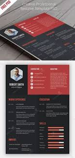 Resume Psd Template Free Best of Sample Resume For Mechanical Engineer Professional Offers An