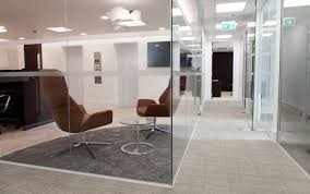 new office design. A Wall Of Glass: Why Glass Partitions Are Great Idea For Your Office New Design N