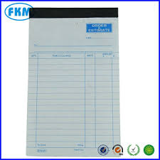 Sales Order Bill Book Notebook With Carbon Cash Memo Buy Notebook With Carbon Cash Memo Sales Order Bill Book Carbonless Invoice Book Product On