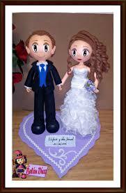 Wedding Dolls Selfie Dolls Bride And Groom Custom Wedding Dolls