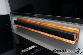 best floating soundbar shelf custom