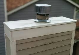 chimney top termination cap for flue pipe fireplaces must have 3 components to every installation a lieutenant chimney chase cover termination spark