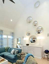 decorating high walls oversized mirror decorating ideas high ceilings walls decorating rooms with high walls