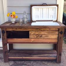 Barnwood Bar reclaimed barnwood bar cart cooler cabinet wine bar console 1826 by guidejewelry.us