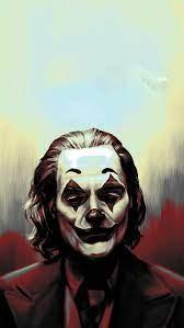 Joker, clown, it, joker red, joker, HD ...