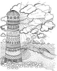 Small Picture Lighthouse Coloring Pages ready for download or print Description