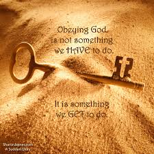 Image result for obedience to god images