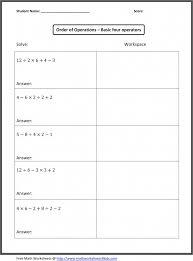 Kindergarten Standard Form Math Worksheets Image - All About ...