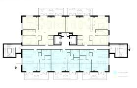 modern apartment building plans small designs floor full size