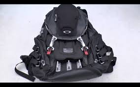 Oakley Big Kitchen Backpack  LuggageBasecom  YouTubeOakley Kitchen Sink Red