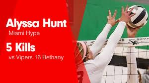 Alyssa Hunt - Hudl