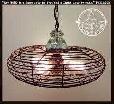 industrial lighting fixture. Original Rustic Industrial Chandelier Lighting Fixture