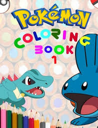 pokemon coloring book how to draw pokemon dot