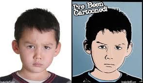 10 nice photo to cartoon effect photo tutorials zdwired part 2 cartoonize photo