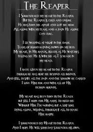 Reaper on Pinterest | Grim Reaper, You Left Me and Dance