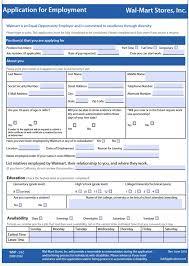 Walmart Job Application Pdf Allnight101116 Com