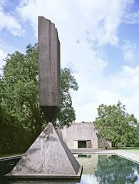 unique architectural buildings. UNITED STATES - AUGUST 15: Rothko Chapel, Houston, Texas (Photo By Carol Unique Architectural Buildings