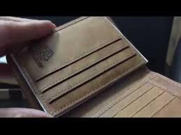 High quality Bi Fold Men's wallet, <b>Bison Denim</b> Men's Genuine ...