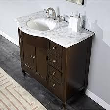 bathroom elegant 60 inch bathroom vanity best of silkroad exclusive 38 inch carrara white marble