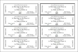 Admission Ticket Template Free Download Collection Of Solutions For Event Admission Ticket Template With