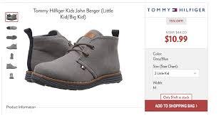 Tommy Hilfiger Kids John Berger Boots E65b00866 Discount
