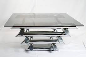 medium size of coffee tables black coffee table curved glass and chrome centre with top