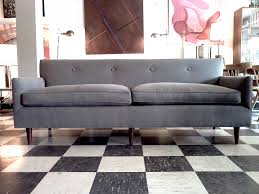 Tufted Living Room Furniture Living Room With L Shaped Tufted Sofa Design Ideas Degreet With