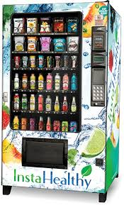 Healthy Vending Machines San Diego