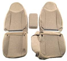 1998 2002 ford ranger pickup 60 40 channel vinyl seat cover with center console closed back