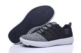 under armour shoes black. under armour charged 24/7 suede low black gray f17d3116 casual shoes d