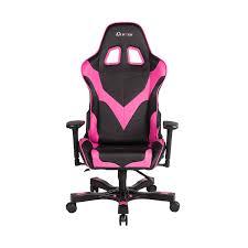 crank series echo pink gaming chair