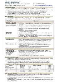 Resume Format For Ca Articleship 1080 Player