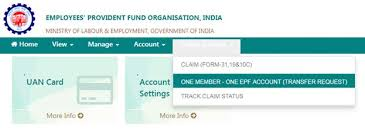 How To Do Online Epf Transfer Through Epfo's Unified Portal?
