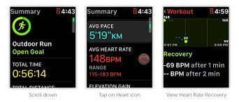 Apple Watch Heart Rate Recovery Data Tells If Your Workouts