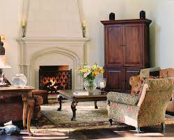 glamorous corner armoire in living room traditional with tv armoire next to fireplace screen alongside armoire