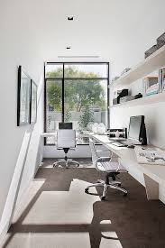 narrow office desk. best 25 small office spaces ideas on pinterest design and home study rooms narrow desk g