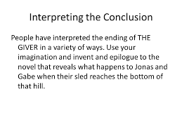 the giver essay conclusion retirement kept tk the giver essay conclusion