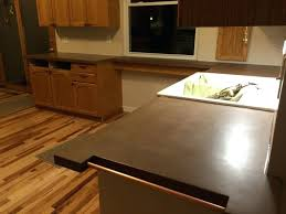 laminate countertop build up strips by how to build a formica countertop photo of build up