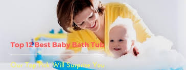 Best Baby Bath Tub Reviews - TOP 12 Baby Tubs, 2018 Moms' Picks