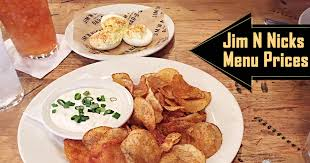 At this cafe, people can enjoy the quiet atmosphere and nice decor. Jim N Nick S Menu Prices Bbq Restaurant Catering Prices