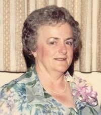 Mary Jane O'Connor Burleigh Monday October 7th 2019, death notice,  Obituaries, Necrology