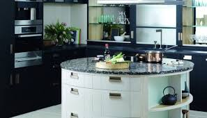 modern curved kitchen island. Curved Kitchen Island With Seating Circle Modern Light Iron