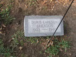 Doris Carlson Erickson (1903-1940) - Find A Grave Memorial