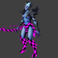 vengeful spirit new model dota2
